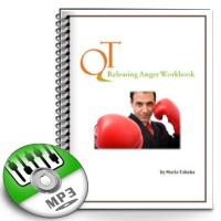 QuickTaps Releasing Anger Recording and Workbook